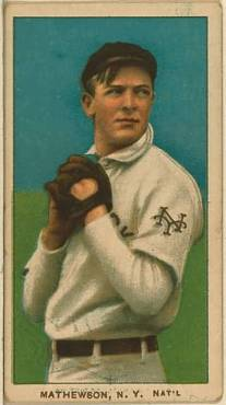 T206 Christy Mathewson