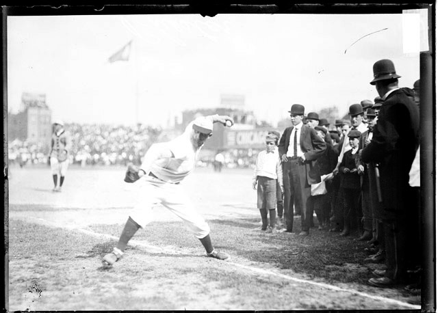 Jack Pfiester Chicago Cubs 1906